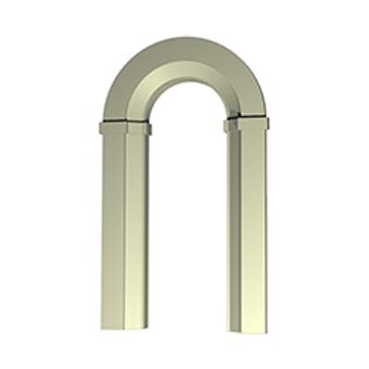 Simple corniced arch