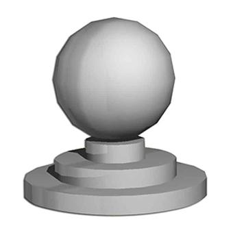 Circolare con sfera