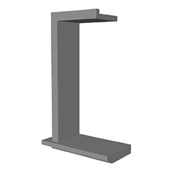 L-shaped